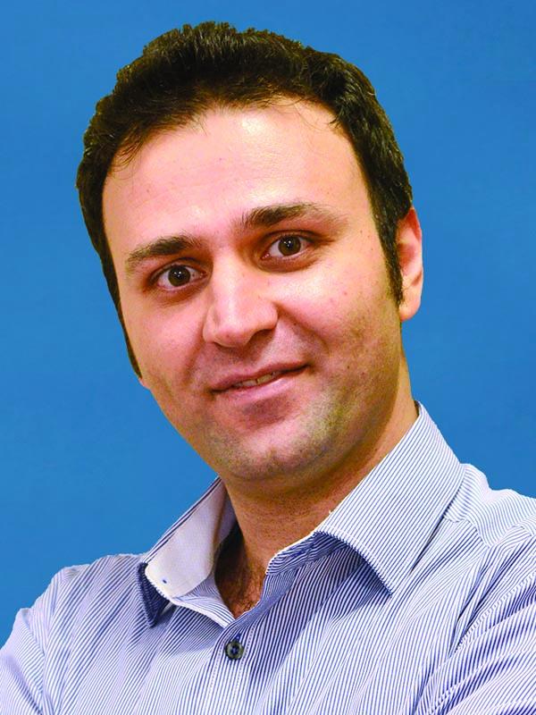 Amir Jafari, Ph.D. - Mechanical Engineering